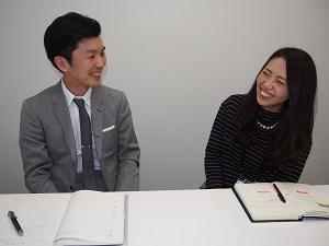 人事のキャリア2回のストライプインターナショナル神田充教さんと小松薫奈さん