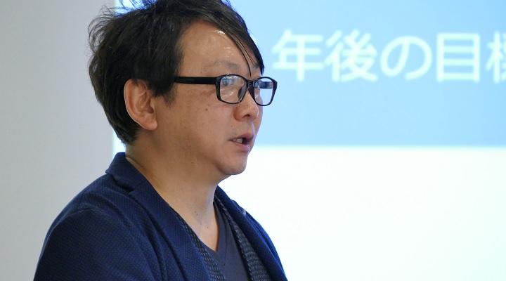 株式会社SANBOW CEO、企画人事コンサルタントの堀尾 司