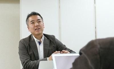 むすび株式会社代表取締役の深澤了氏②