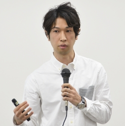 採用学研究所研究員の神谷俊氏