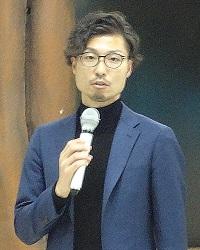 ソニックガーデンの藤原士朗さん
