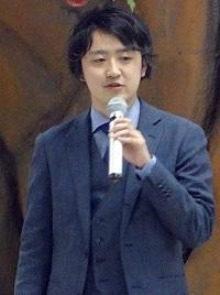 株式会社ネオラボ事業企画部チームリーダーの中岡直輝さん