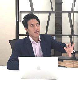 AnyMind Group事業統括責任者の近藤聖氏