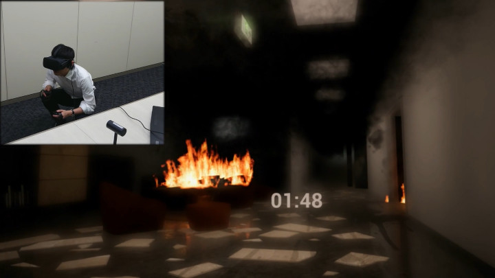 VR体験映像