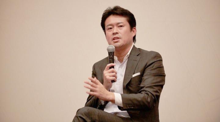 法政大学キャリアデザイン学部教授の田中氏