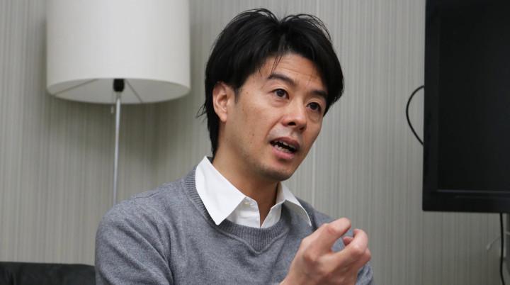 ISAO代表取締役の中村圭志さん