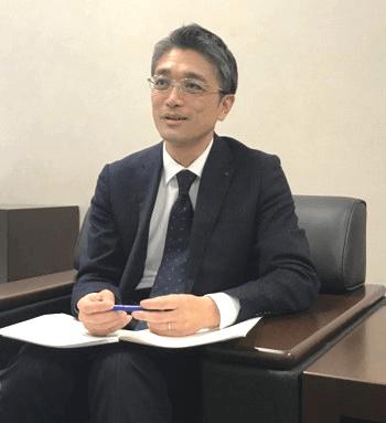 タレントアンドアセスメント代表取締役の山﨑俊明さん