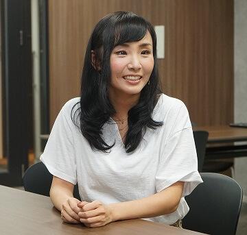 メイプルシステムズ取締役 人事部長CHRO 鴛海敬子さん