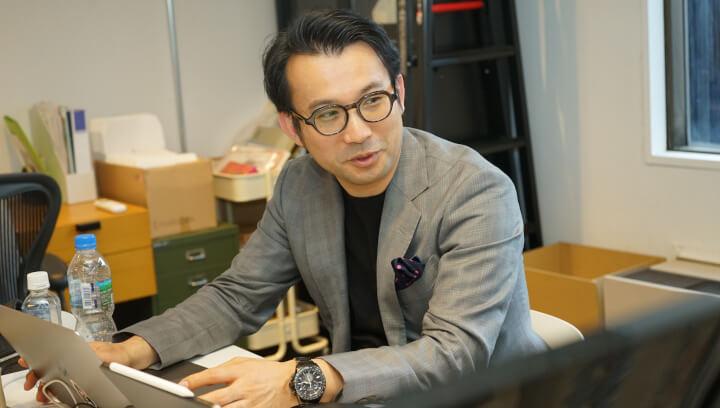 モザイクワーク代表取締役の杉浦二郎氏