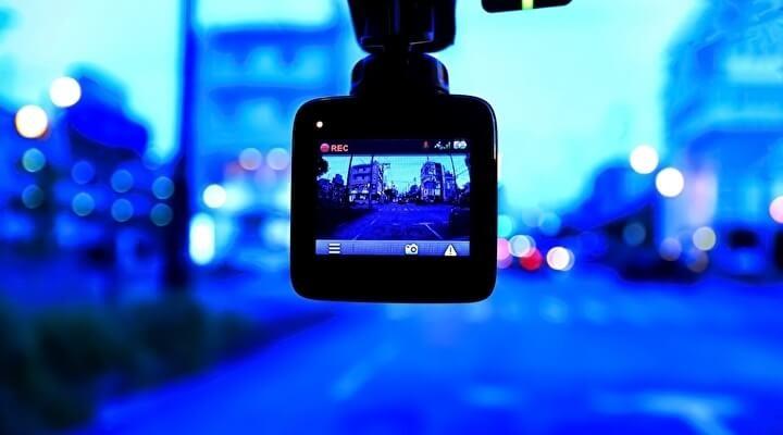 ドライブレコーダーのイメージ写真