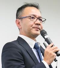 画像:フォー・ノーツ株式会社代表取締役社長・西尾太氏