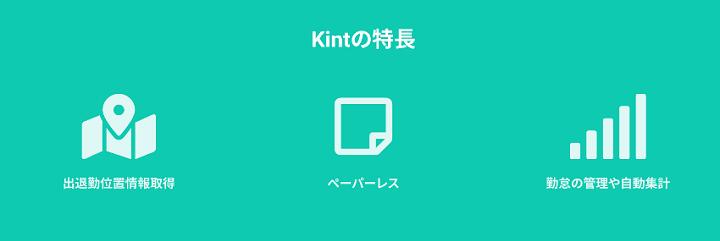 人材派遣に特化したクラウド管理システム「kint」をリリース開始。勤怠管理から請求書作成、従業員の給与明細まで一元化可能 株式会社LiNew