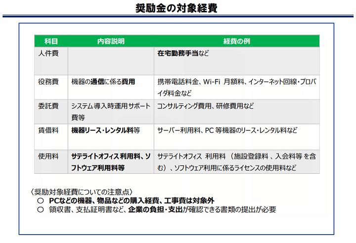 画像「テレワーク・マスター企業支援事業 事業概要」(東京都)