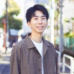 画像:松岡宗嗣氏(一般社団法人fair代表理事)