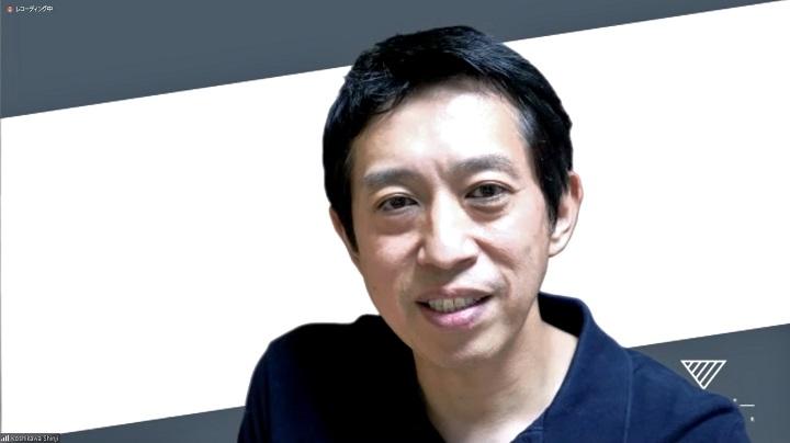 画像:越川慎司(こしかわ・しんじ)氏 株式会社クロスリバー 代表取締役社長 株式会社キャスター 執行役員