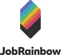 画像:株式会社JobRainbowのロゴ